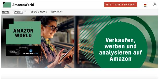 AmazonWorld convention Germany 2020