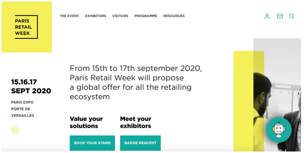 Paris Retail Week 2020 Retailing Ecosystem