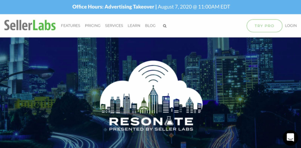 Resonate by SellerLabs 2020 Atlanta