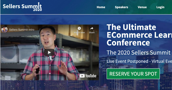 Ultimate ECommerce Learning Conference 2020